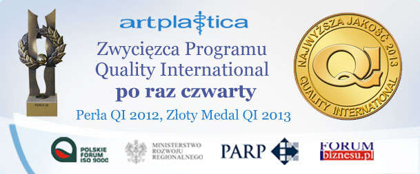 Artplastica Quality International 2013