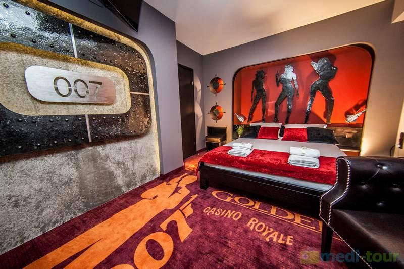Lawendowy Zdrój - pokój
