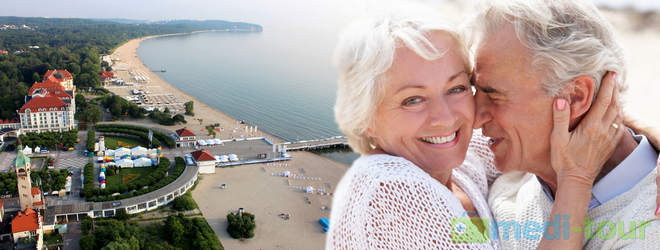 Medical Tourism in Sopot in Poland