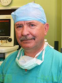 Marek Janus - chirurg