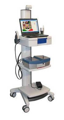 Computer diagnostics of birthmarks