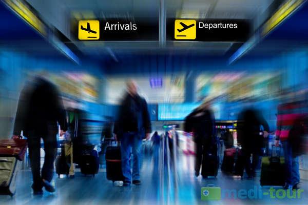 Turystyka medyczna lotnisko