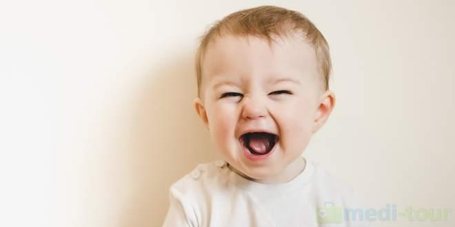 Alergia u niemowląt