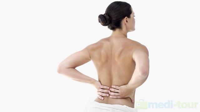 Kręgosłup - bóle w odcinku lędźwiowym