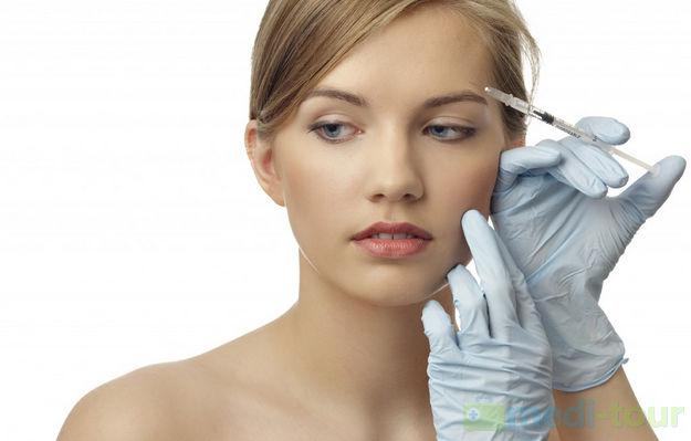 Usuwanie zmarszczek botoxem - toksyna botulinowa