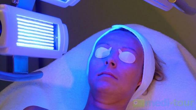 Fototerapia - leczenie światłem