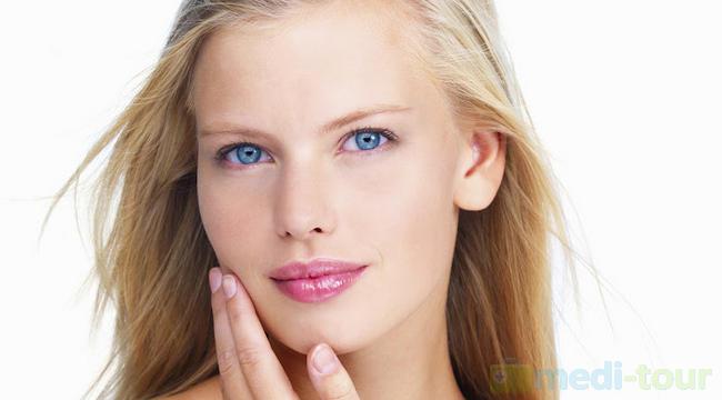 Implanty kości policzkowych - twarzy