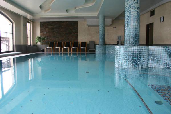 Wybór hotelu SPA