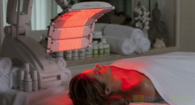 Terapia laserem Bio Light