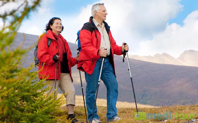 Nordic walking w rehabiltacji kręgosłupa