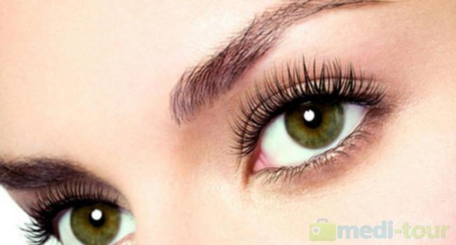 Zmiana kształtu oka