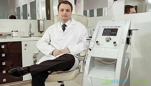 Przeszczep (transplantacja) włosów metodą SAFER