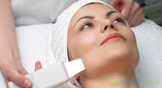 Masaż ultradźwiękami - sonoforeza