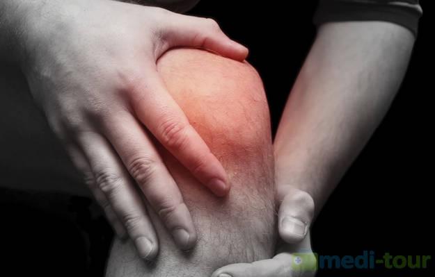 Urazy stawu kolanowego