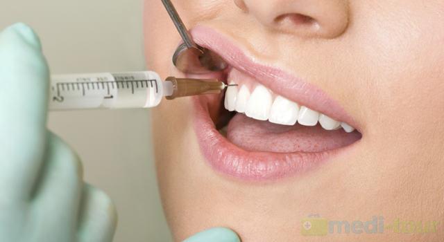 Znieczuelenie u dentysty