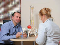 Consultation in Carolina Medical Center