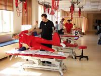 PHYSIOTHERAPY AT THE CAROLINA MEDICAL CENTER