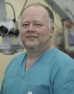 Specialist on eye diseases Jaworski Piotr