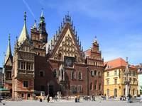 Wrocław - Rynek i Ratusz